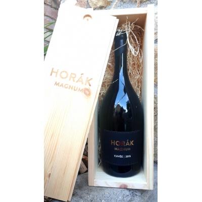 Cuvée Horák 2015 - MAGNUM - CS + DOR - Vinařství Horák -...